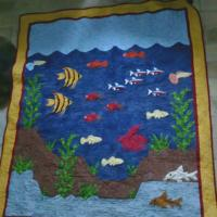 Ines Raguse gequiltetquilted
